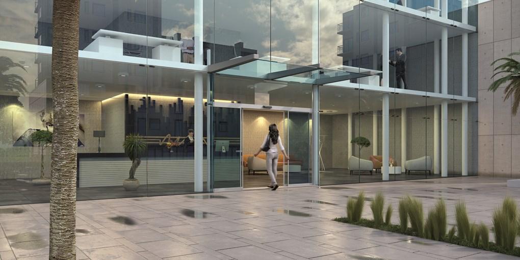 besam-sl500sl-glass-building-exterior-view